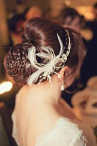 Bridal Hair December 2011