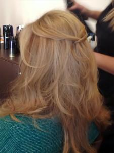 Bridal Hair May 2013